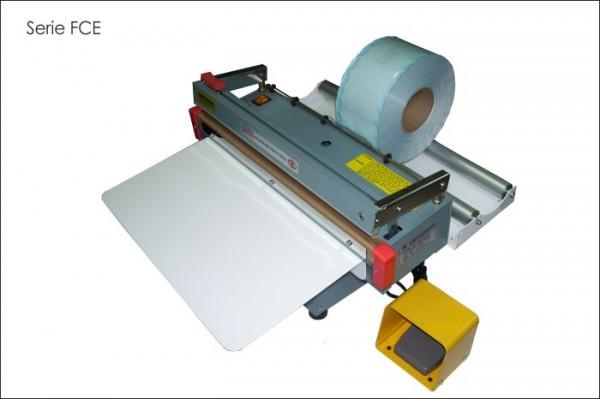 Tisch-Schweißgerät (Halbautomat, mit Trennmesser) Serie FCE