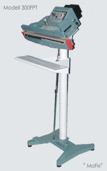 Stativ-Folienschweißgerät mit Fußpedal (Zwillingsheizdraht) Serie FPT