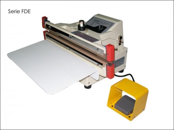Tisch-Schweißgerät (Halbautomat, Elektromotor) Serie FDE