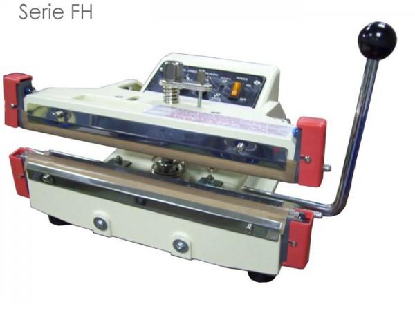 Tisch-Schweißgerät (Impulsgerät, Knebel-Mechanik) Serie FH