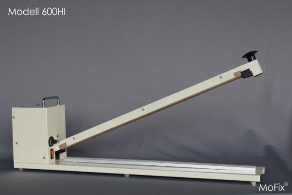 Tisch-Schweißgerät (manuell) Serie HI (600-1200 MM)