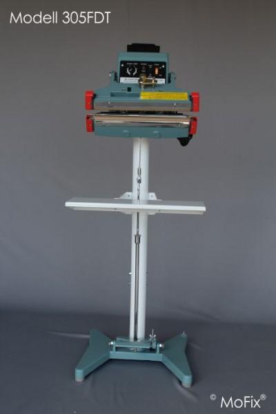 Stativ-Folienschweißgerät mit Fußpedal Serie FDT