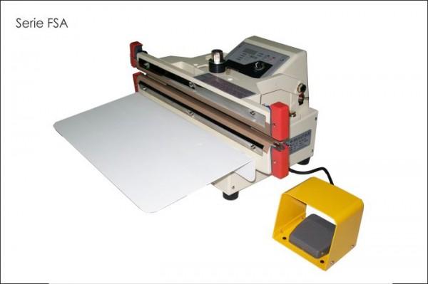 Tisch-Schweißgerät (Halbautomat, Digital) Serie FSA