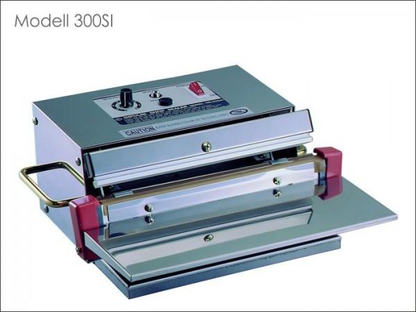 Tisch-Schweißgerät (Impulsgerät, Edelstahlgehäuse) Serie SI