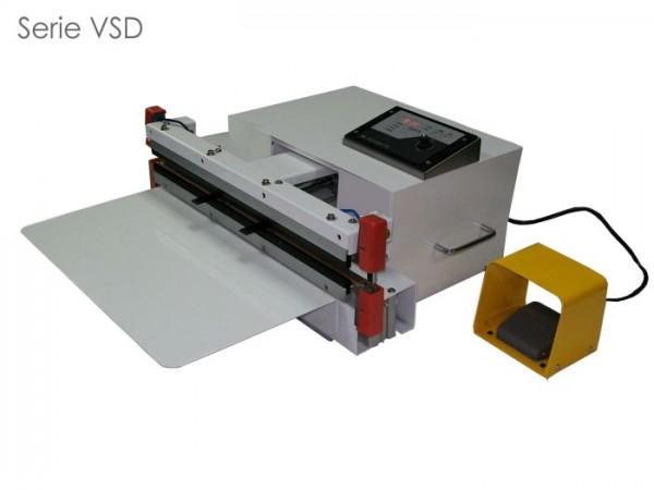 Vakuum-Folienschweißgerät, halbautomatisch, digital Serie VSD