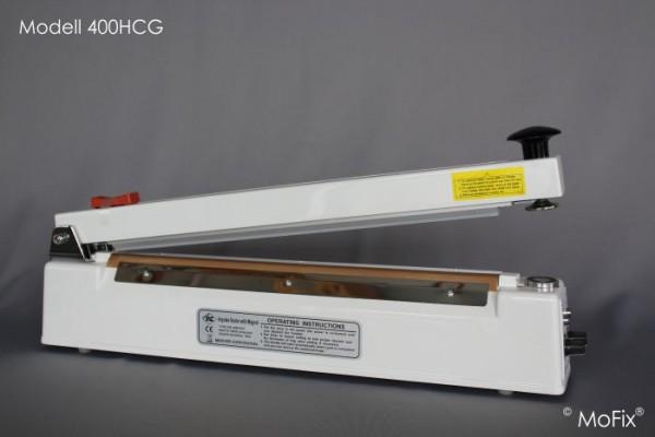 Tisch-Schweißgerät (mit Abschneider und Verriegelung) Serie HCG